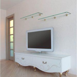 Тумба под ТВ в классическом стиле 29
