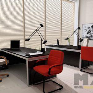 Стильная современная мебель для офиса