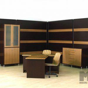 Мебель в кабинет для руководителя в стиле модерн