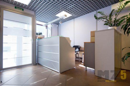 Набор современной офисной мебели