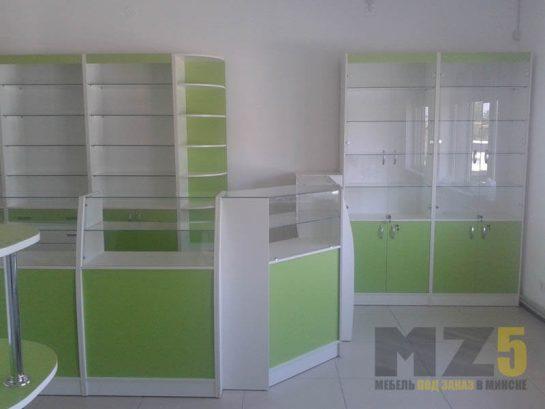 Набор торговой мебели из МДФ