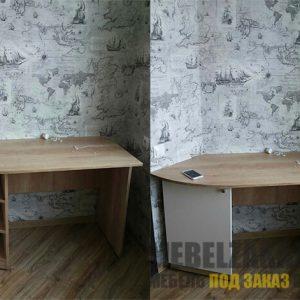 Маленький письменный столик из МДФ