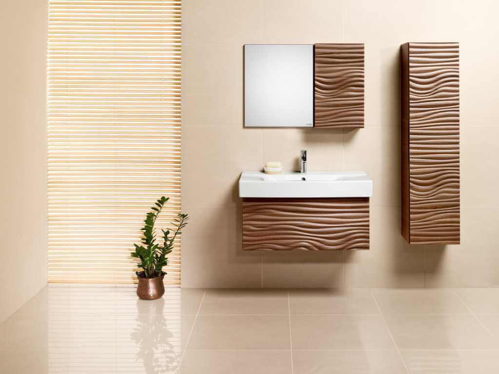 Мебель для ванной под заказ в Минске
