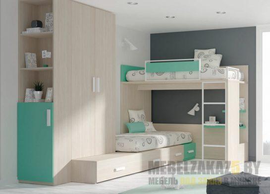 Набор мебели в детскую комнату в современном стиле