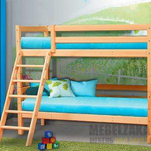 Двухэтажная кровать в детскую