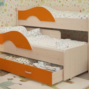 Детские кровати для двоих