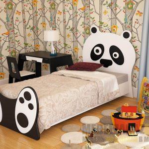 Стильная кровать для детей от 3 лет