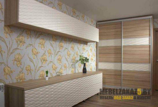 Набор мебели в спальню с 3д фасадом