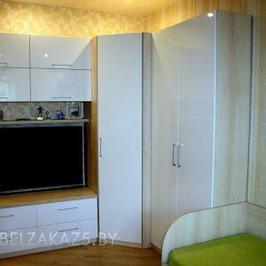 Комплект современной мебели для двух подростков