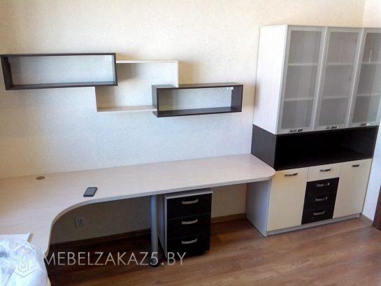Комплект современной мебели в детскую подростковую комнату