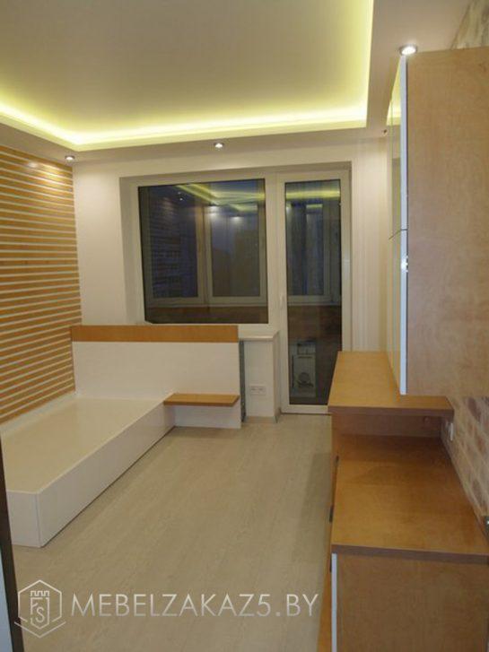 Ультрасовременный комплект корпусной мебели в комнату подростка