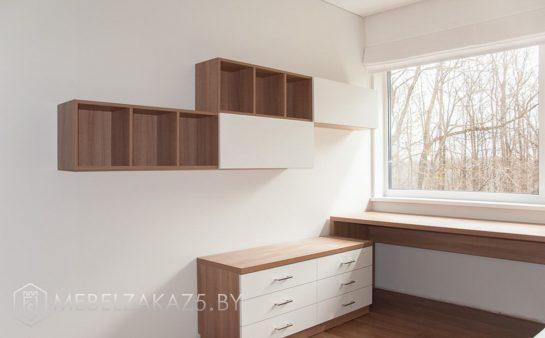 Комплект мебели в современную детскую комнату для подростка