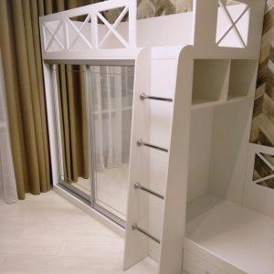 Мебель в комнату для двоих детей