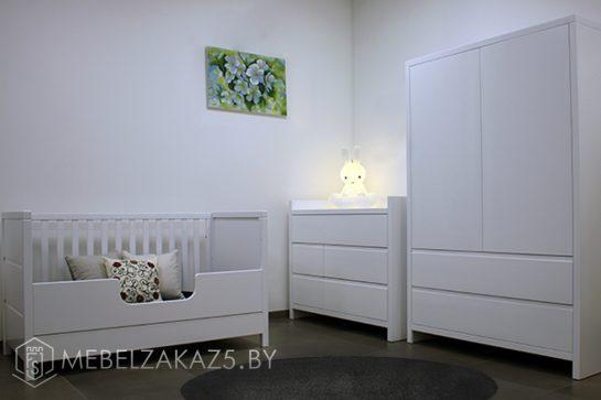 Современная мебель в детскую трехлетнего ребенка