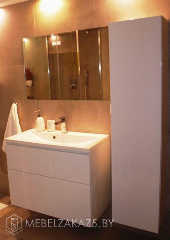 Современный набор мебели в ванную