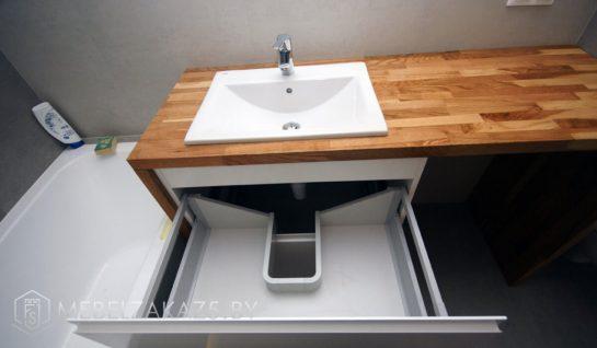 Тумба в ванную в стиле модерн
