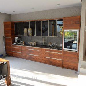 Прямая кухня 833