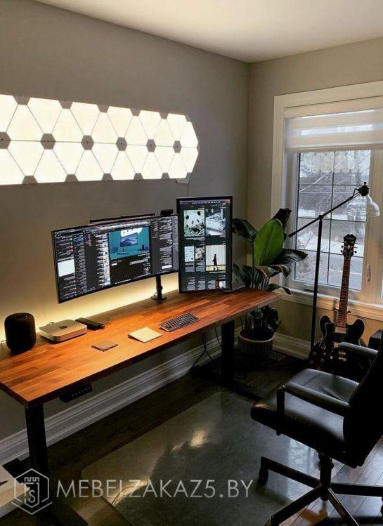 Компьютерный стол минимализм