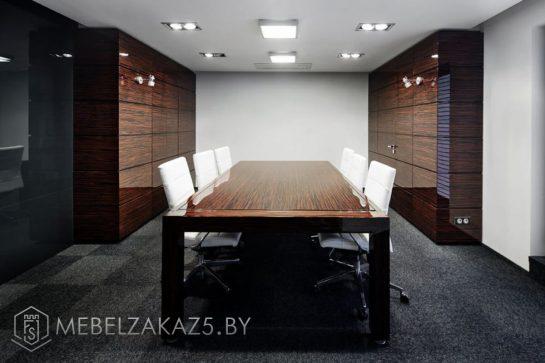 Глянцевая офисная мебель