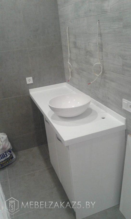 Напольная тумба для туалета