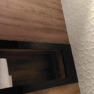 Стеновая панель для туалета